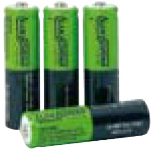 800Mah Solar AA batteries