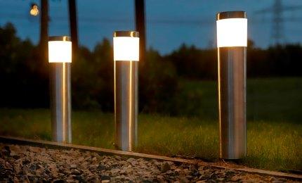 Eclairage extérieur - Luxform Solutions d\'Eclairage