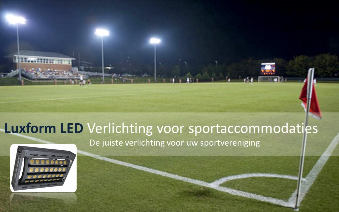 Subsidie op LED Verlichting - Luxform Lighting