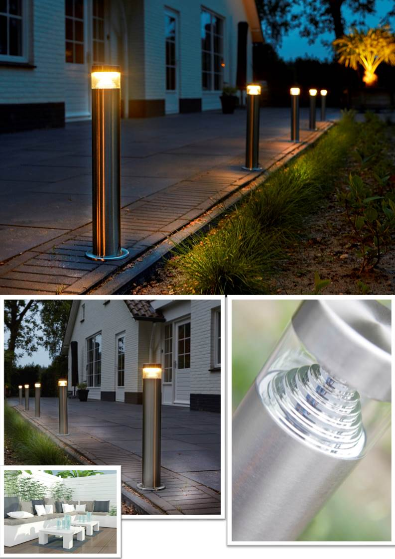 Jardins modernes - Luxform Solutions d\'Eclairage